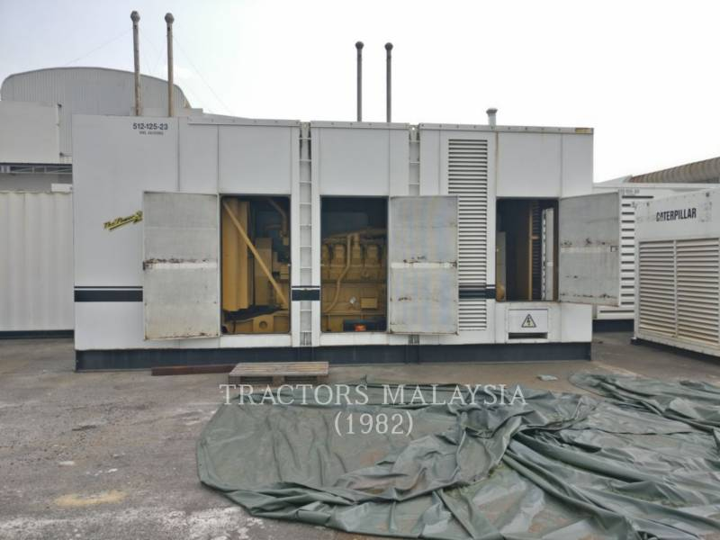 CATERPILLAR INDUSTRIAL (OBS) 3512TA equipment  photo 2