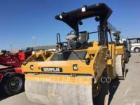 Equipment photo CATERPILLAR CB64 GPS ASPHALT PAVERS 1