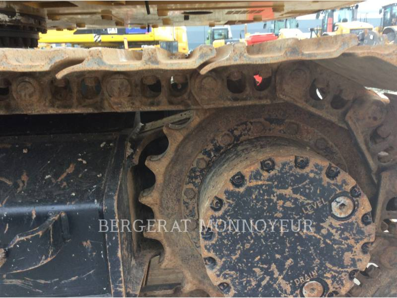 CATERPILLAR KETTEN-HYDRAULIKBAGGER 312E equipment  photo 6