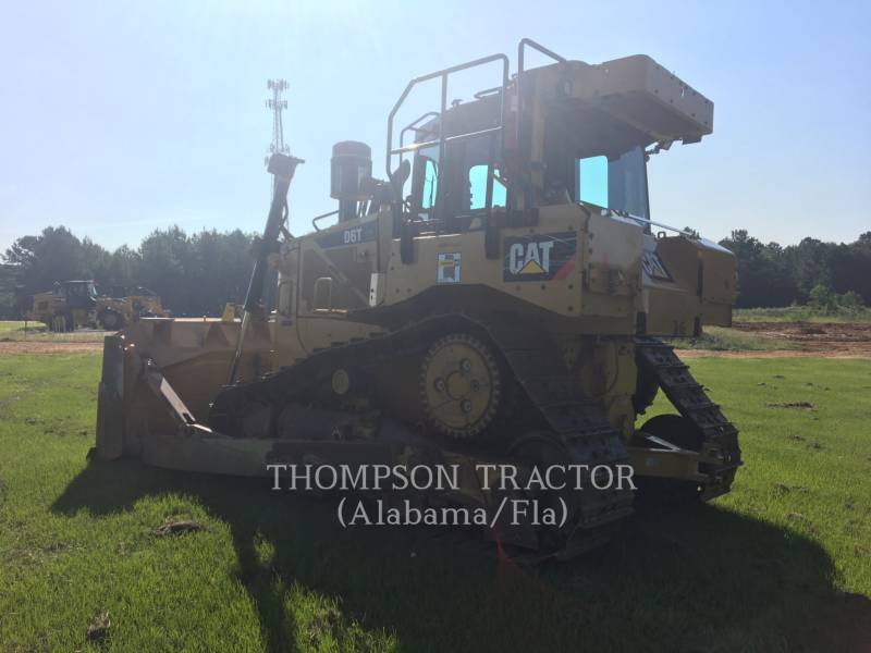 CATERPILLAR TRACK TYPE TRACTORS D6T equipment  photo 6