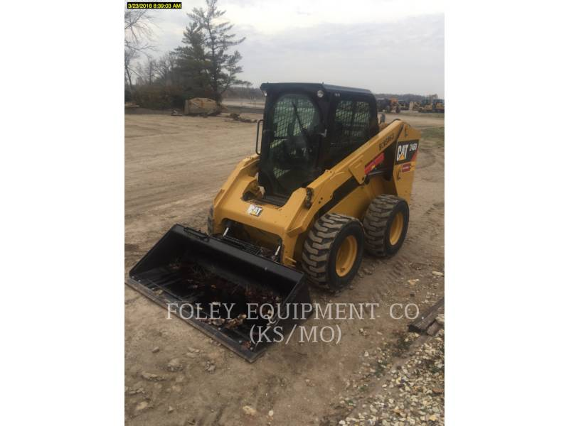 CATERPILLAR MINICARGADORAS 246DSTD1CA equipment  photo 1