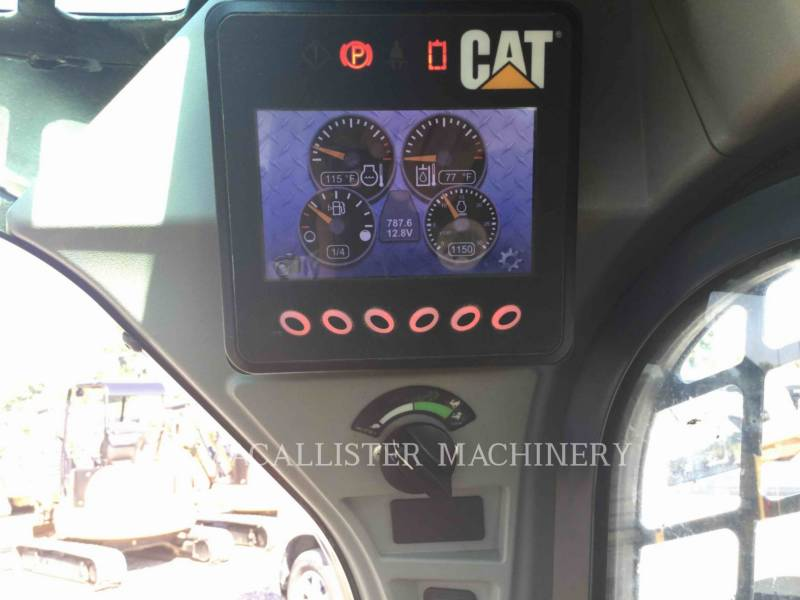 CATERPILLAR DELTALADER 259D equipment  photo 13