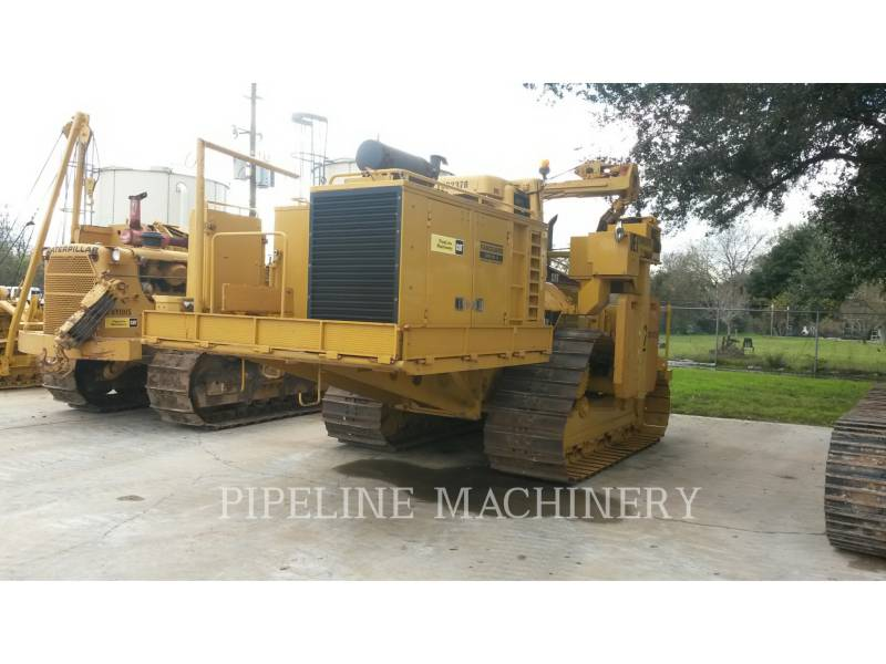 CATERPILLAR CIĄGNIKI GĄSIENICOWE D6NLGP PPLR equipment  photo 3