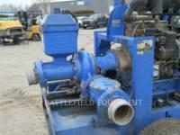 GORMAN RUPP WATER PUMPS / TRASH PUMPS PA6A60-4045D equipment  photo 6