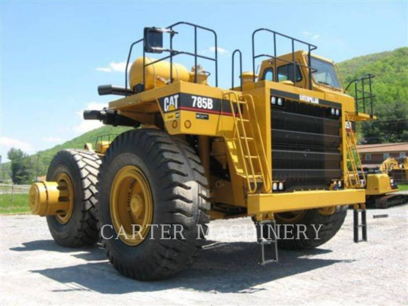 CATERPILLAR OFF HIGHWAY TRUCKS 785B REBLD equipment  photo 1