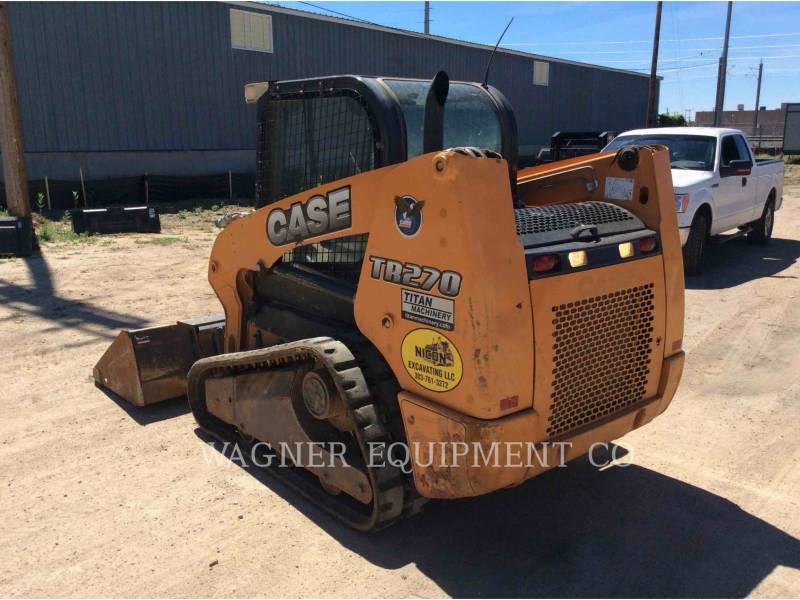 CASE CHARGEURS COMPACTS RIGIDES TR270 equipment  photo 2
