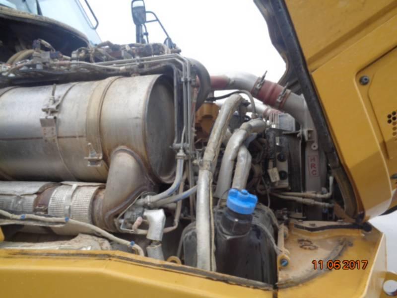 CATERPILLAR KNICKGELENKTE MULDENKIPPER 730C equipment  photo 17