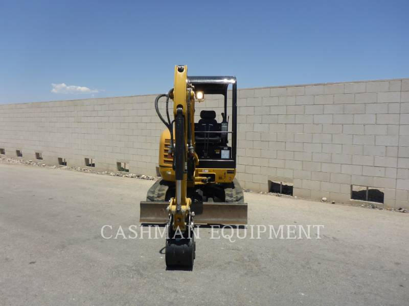 CATERPILLAR EXCAVADORAS DE CADENAS 302.7D CR equipment  photo 5