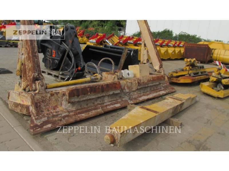 CATERPILLAR WHEEL DOZERS 824G equipment  photo 5