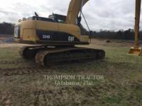 CATERPILLAR KOPARKI GĄSIENICOWE 324DL LONG REACH equipment  photo 10