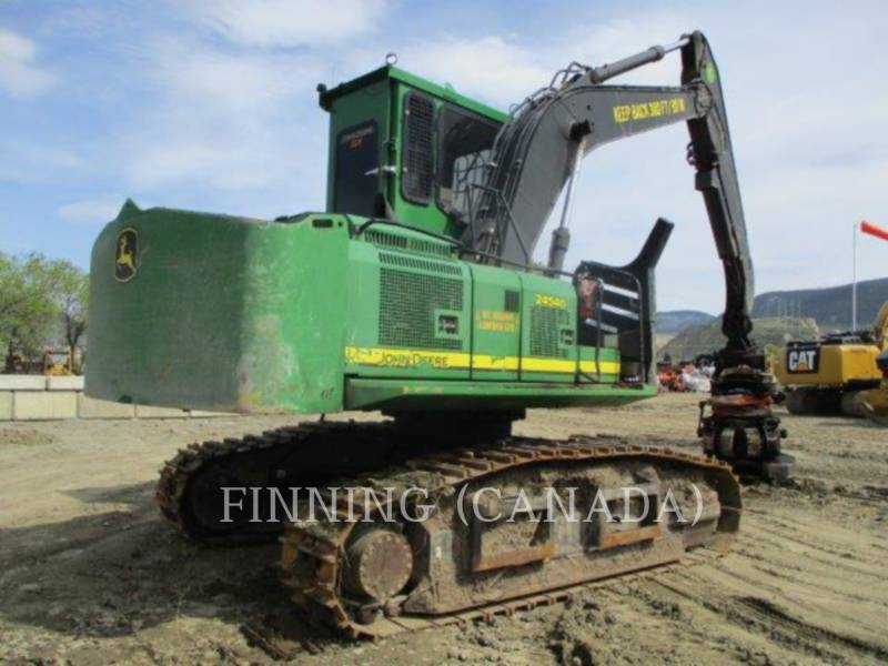 JOHN DEERE Industrie forestière - Cisaille 2454D equipment  photo 2