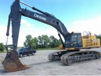 JOHN DEERE TRACK EXCAVATORS 450D LC equipment  photo 2