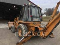 CASE/NEW HOLLAND BAGGERLADER 680G equipment  photo 4