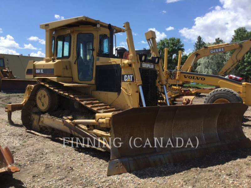 CATERPILLAR TRACK TYPE TRACTORS D6HIIXL equipment  photo 1