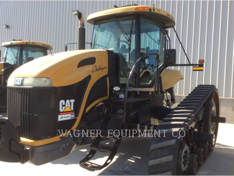 AGCO 農業用トラクタ MT765B-UW equipment  photo 1