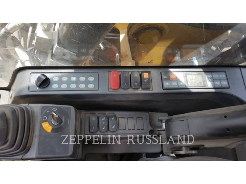 CATERPILLAR WHEEL EXCAVATORS M314F equipment  photo 14