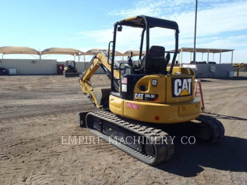 CATERPILLAR EXCAVADORAS DE CADENAS 305.5E2 OR equipment  photo 3