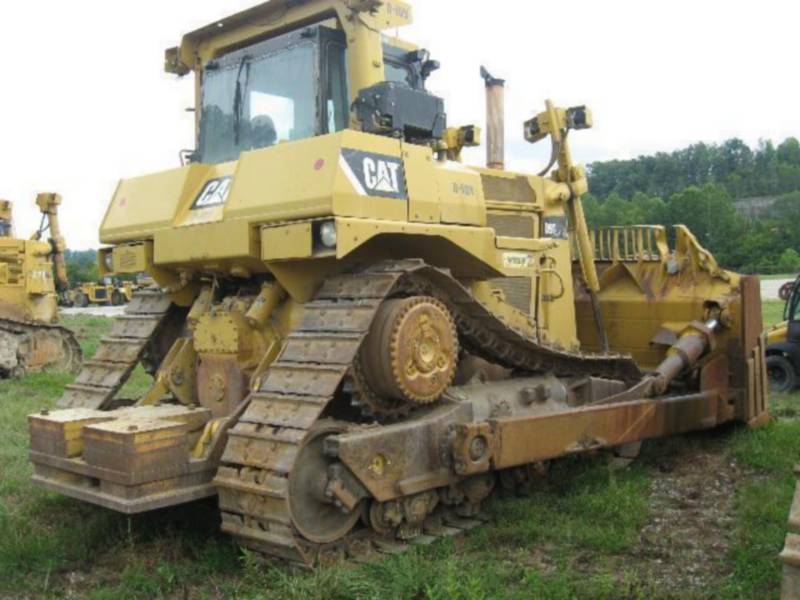 CATERPILLAR TRAKTOR GĄSIENNICOWY KOPALNIANY D9T equipment  photo 4