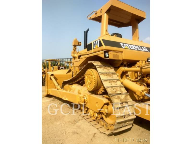 CATERPILLAR TRACK TYPE TRACTORS D9N equipment  photo 2