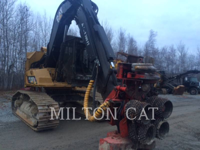 CATERPILLAR FORESTRY - HARVESTER 501 HD DH equipment  photo 2
