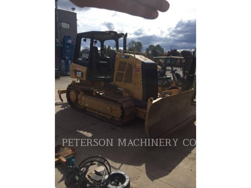CATERPILLAR TRACK TYPE TRACTORS D4K2 HRC equipment  photo 2