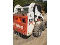 BOBCAT CHARGEURS COMPACTS RIGIDES S205 equipment  photo 4