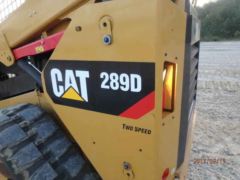 CATERPILLAR DELTALADER 289D equipment  photo 21