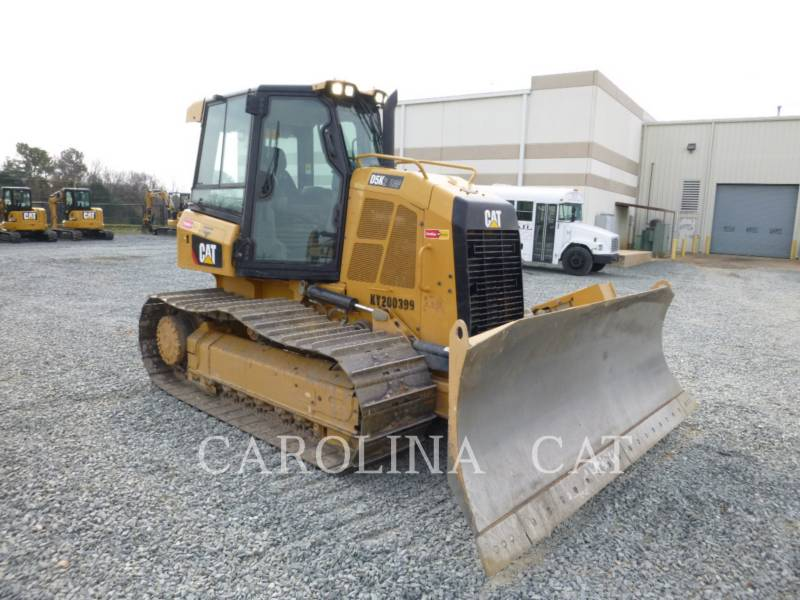 CATERPILLAR TRACTORES DE CADENAS D5K2 LGPCB equipment  photo 6