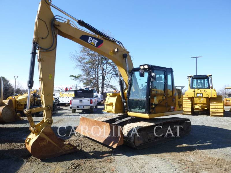 CATERPILLAR KETTEN-HYDRAULIKBAGGER 311FL RR equipment  photo 1