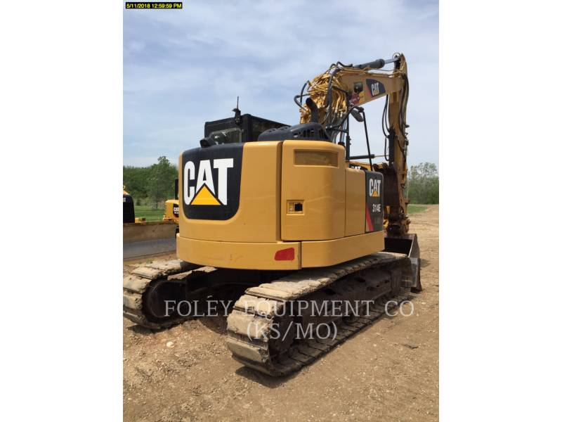 CATERPILLAR PELLES SUR CHAINES 314ELCR9 equipment  photo 3