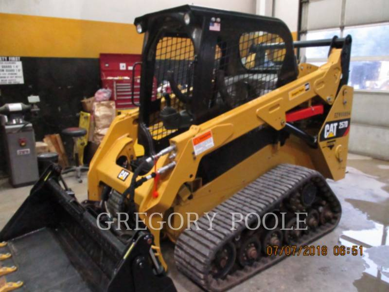 CATERPILLAR MULTI TERRAIN LOADERS 257D equipment  photo 7