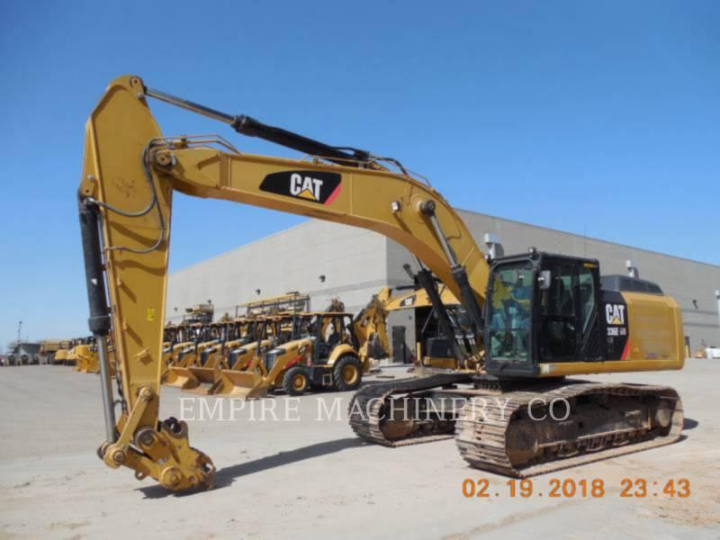 Caterpillar EXCAVATOARE PE ŞENILE 336ELH equipment  photo 4