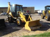 Equipment photo Caterpillar 420F 4WD BULDOEXCAVATOARE 1