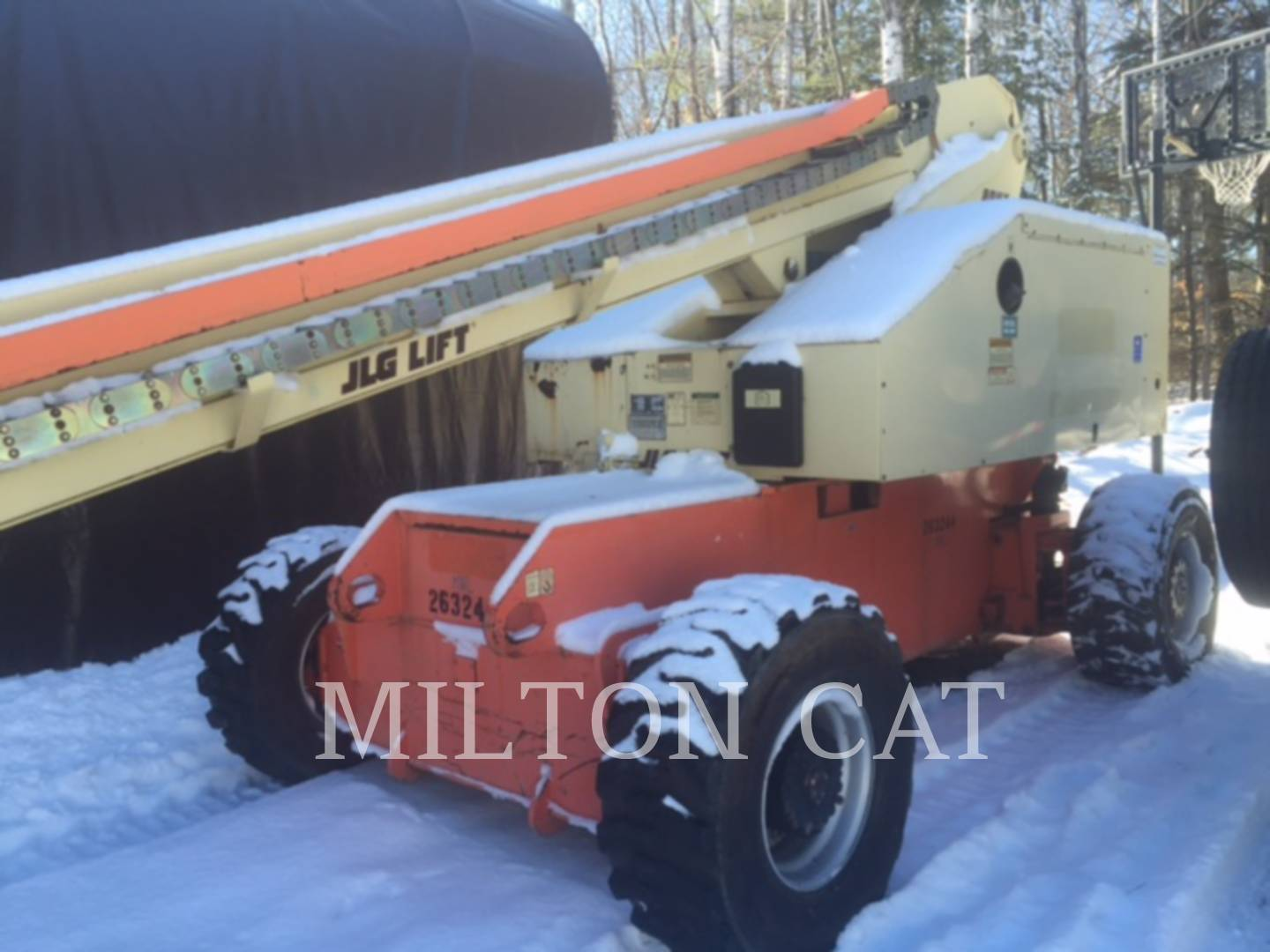 Detail photo of 2005 JLG 80HX from Construction Equipment Guide