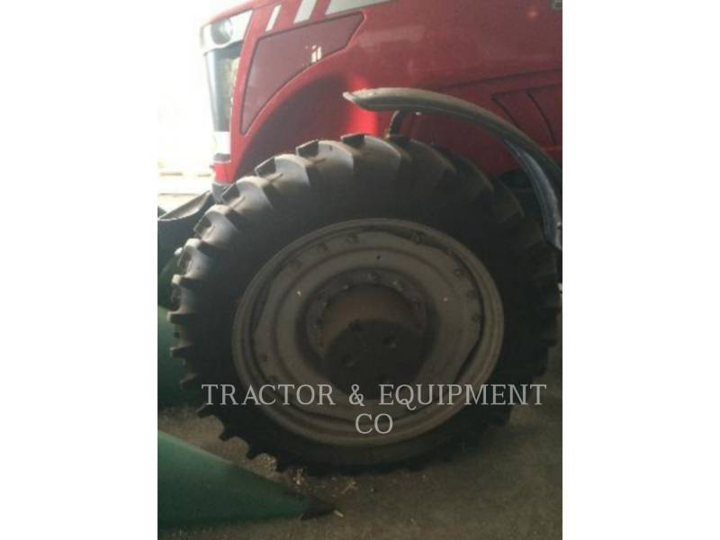 MASSEY FERGUSON TRACTEURS AGRICOLES 8660 equipment  photo 5