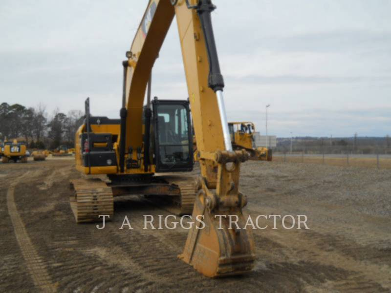 CATERPILLAR KOPARKI GĄSIENICOWE 320E 12 equipment  photo 3