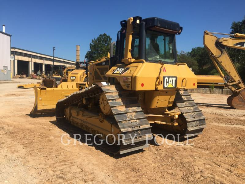 CATERPILLAR TRACK TYPE TRACTORS D6N equipment  photo 7