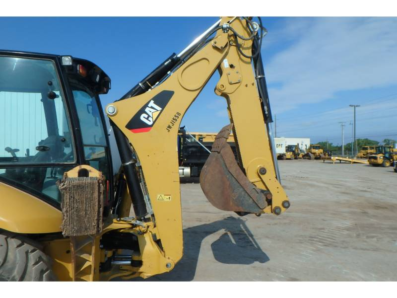 CATERPILLAR BACKHOE LOADERS 420FIT equipment  photo 10