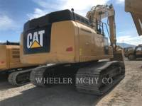 CATERPILLAR EXCAVADORAS DE CADENAS 349F L CF equipment  photo 1