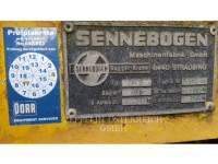 SENNEBOGEN WHEEL EXCAVATORS SM 15 equipment  photo 10