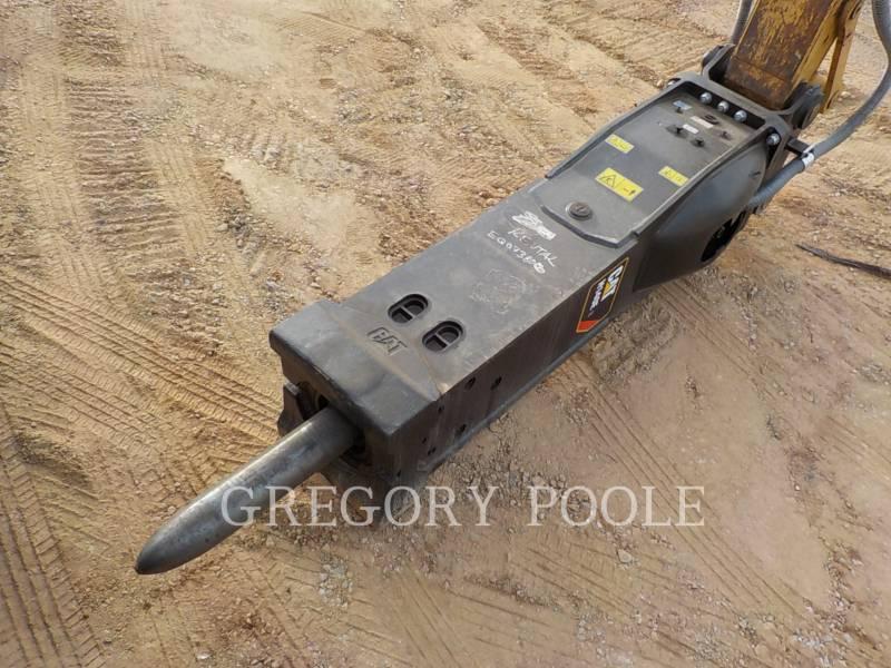 CATERPILLAR ESCAVATORI CINGOLATI 321D LCR equipment  photo 18