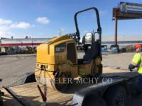 CATERPILLAR VIBRATORY DOUBLE DRUM ASPHALT CB14B equipment  photo 1