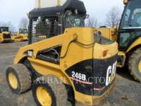 CATERPILLAR CHARGEURS COMPACTS RIGIDES 246 B equipment  photo 5