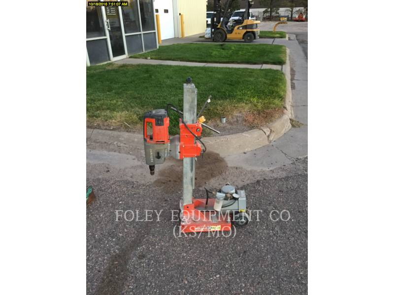 HUSQVARNA CONCRETE EQUIPMENT DS800 equipment  photo 1