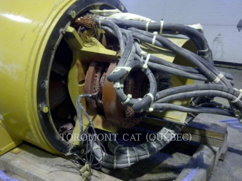 CATERPILLAR COMPONENTES DE SISTEMAS SR4B 750KW 600V equipment  photo 2