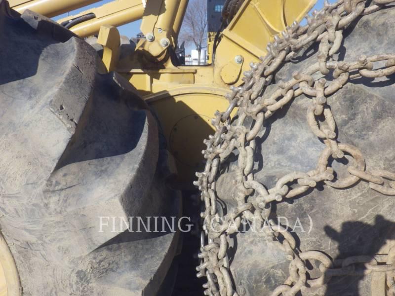 TIGERCAT FORESTRY - SKIDDER C 640 E equipment  photo 5