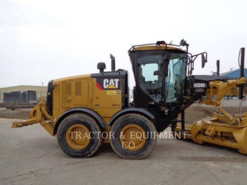 CATERPILLAR NIVELEUSES 160M2AWD equipment  photo 11