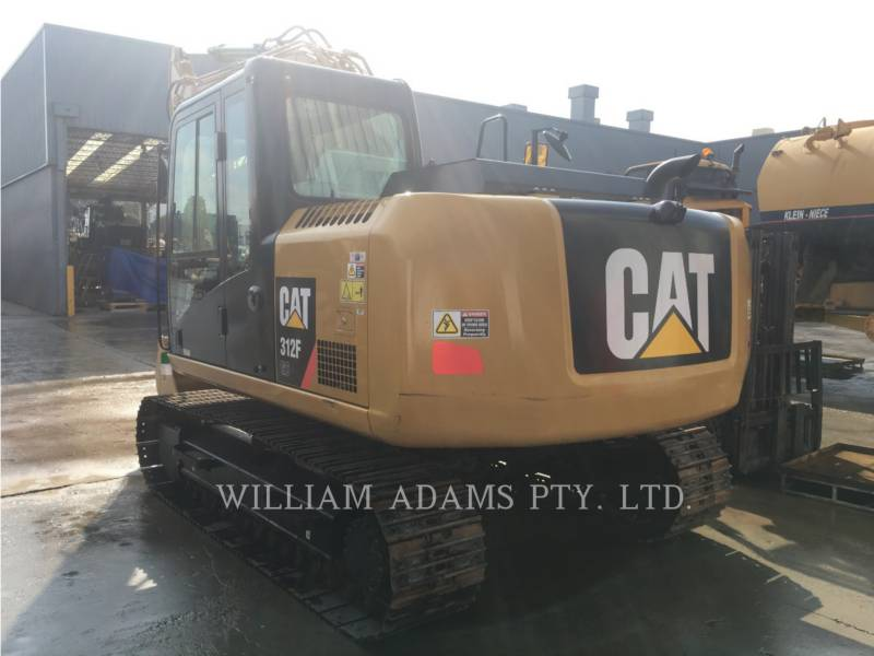 CATERPILLAR EXCAVADORAS DE CADENAS 312FGC equipment  photo 6
