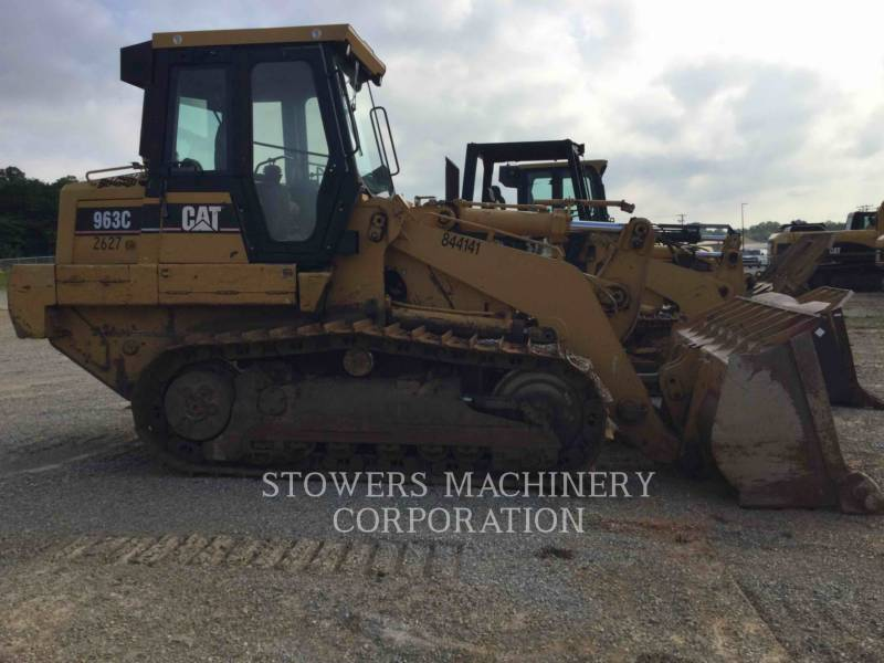 CATERPILLAR TRACK LOADERS 963C equipment  photo 4