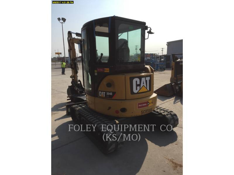 CATERPILLAR EXCAVADORAS DE CADENAS 304ECRLC equipment  photo 2